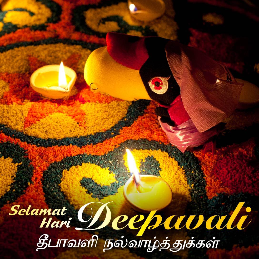 Selamat Hari Deepavali Lim Guan Eng